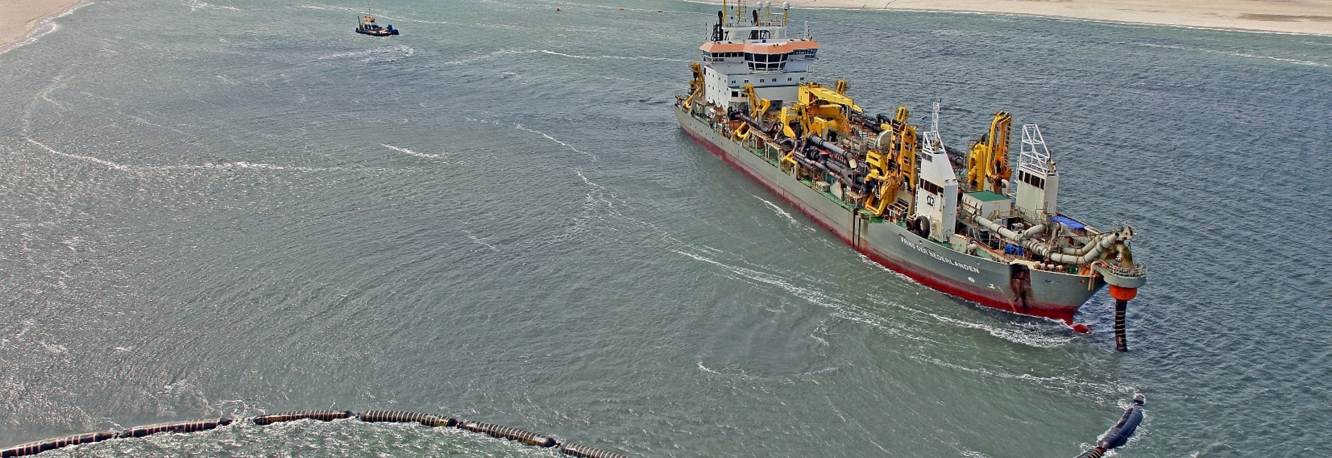 Global population growth ensures structural demand for Boskalis' land reclamation and infrastructure activities