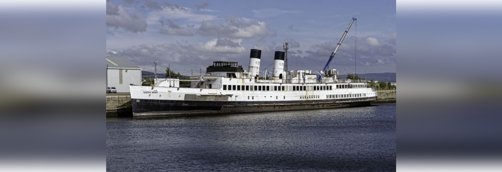 HISTORIC STEAMSHIP TS QUEEN MAY TO BE TOWED TO GLASGOW FOR FIRST TIME SINCE 1977