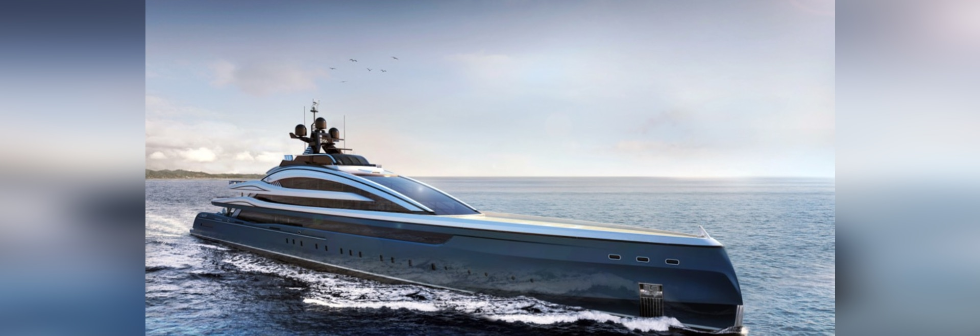 ISA Yachts signs Hydro Tec concept for new line