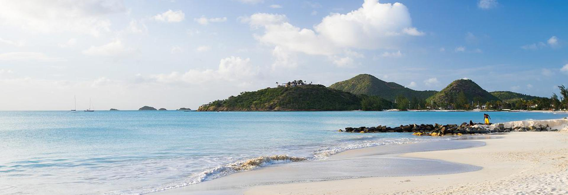 A LEISURELY DAY IN ANTIGUA