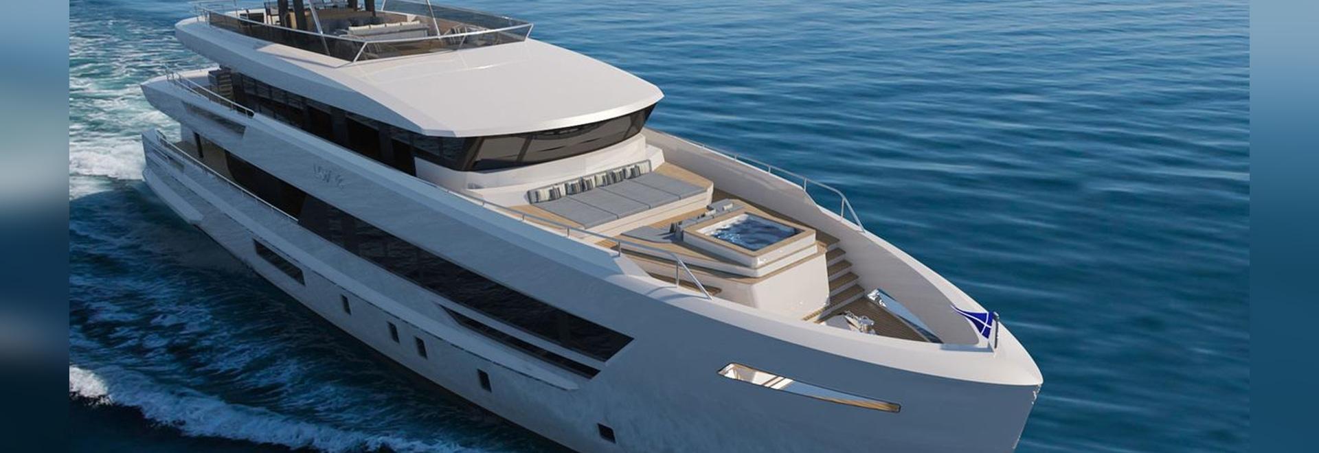 Lynx Yachts launches LOV 38