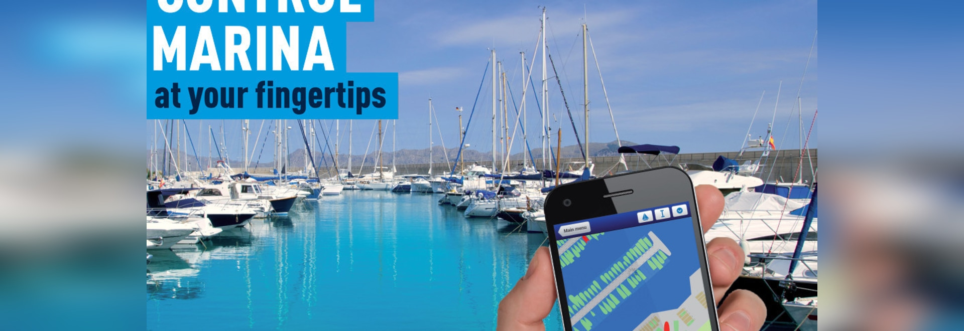 MARINA MASTER NOW OFFERS FREE APP DOWNLOAD