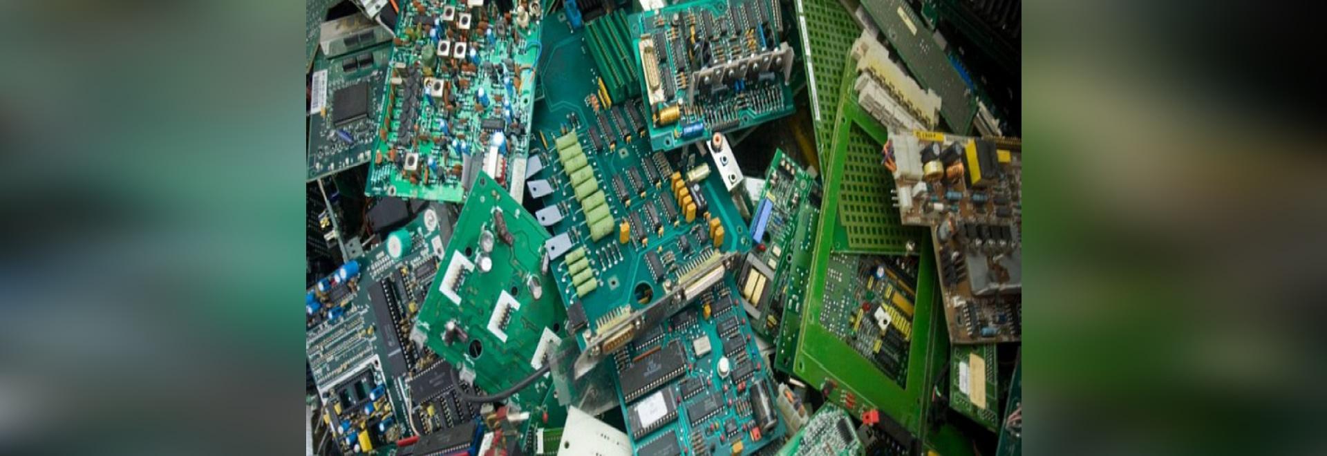 Marine E-Waste: Gold Rush or Shipwreck