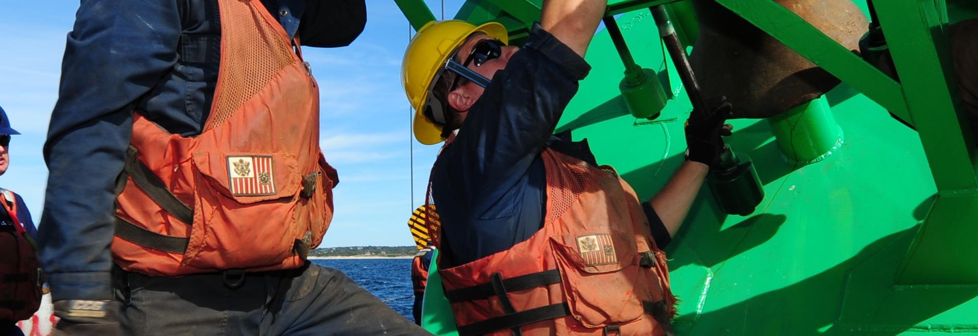 Coast Guard seeks Maine bell buoy bandits - 7 West St, Ewell