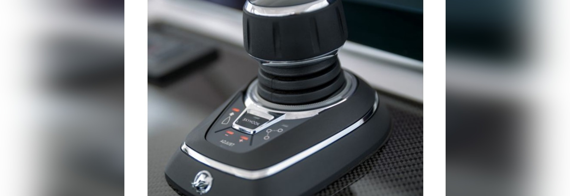 Mercury and SeaStar Solutions have collaborated to provide a joystick package