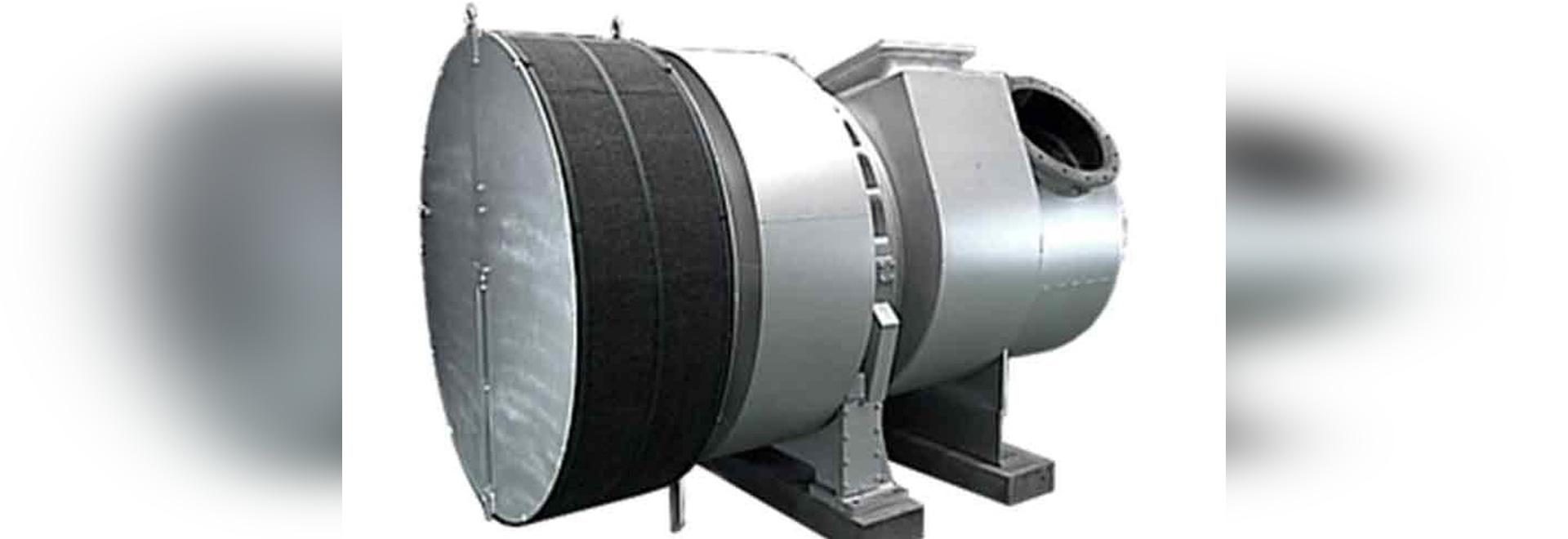 MET turbocharger