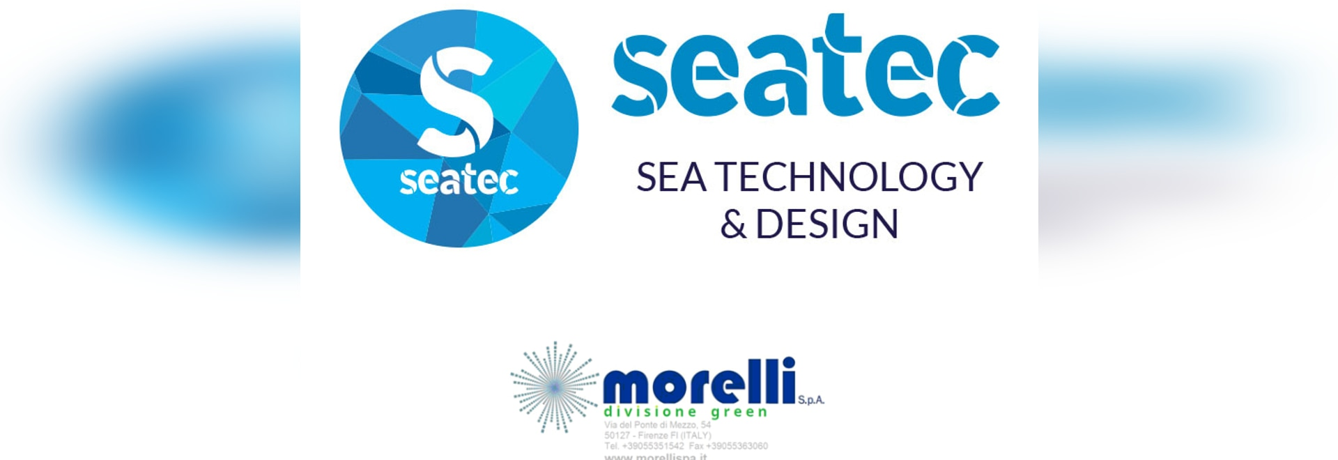 With Morelli S.p.a. at Seatec 2017
