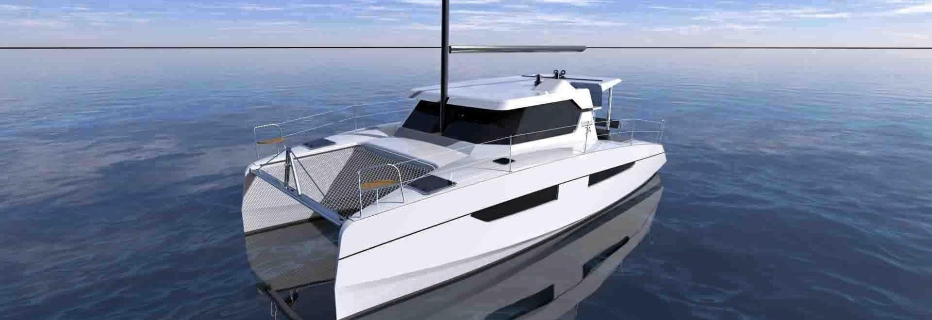 Multihulls: new yacht reviews