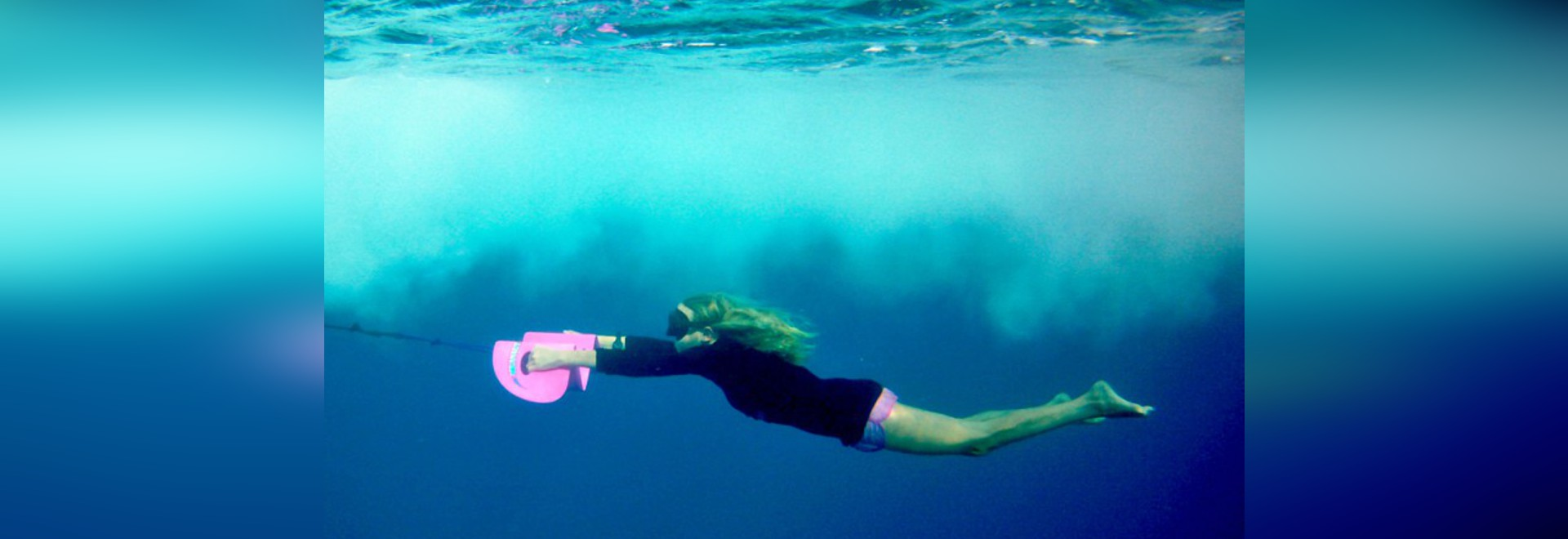 NAUTBOARD: A NEW KIND OF WATER TOY