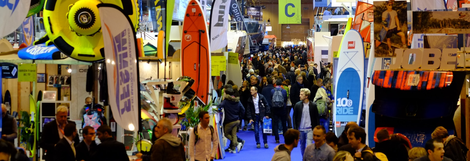 The Nautic Boat Show is starting a fresh in 2016