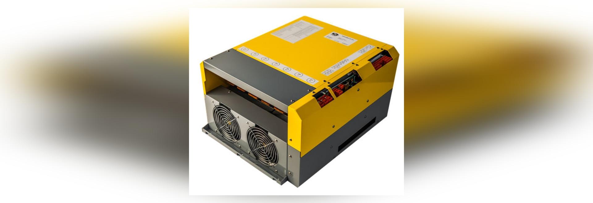 NEW: 200kW, 1200V DC/DC converter
