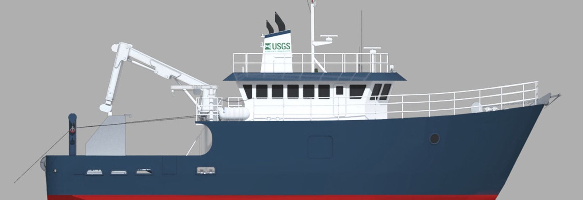 New Fisheries Research Vessel: ARCTICUS