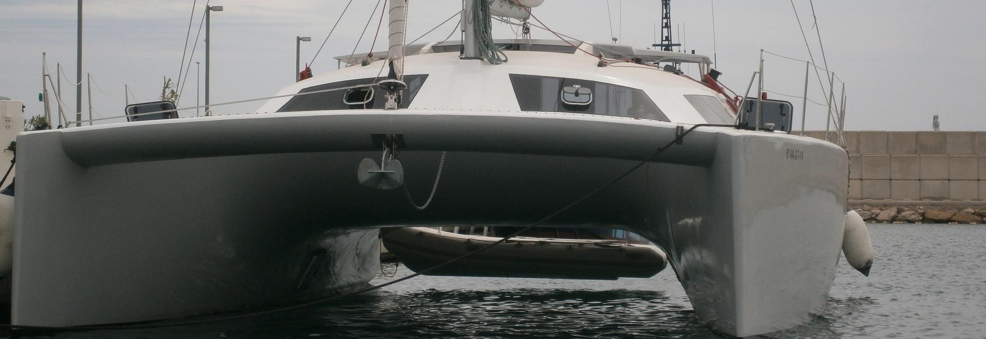 New Flash Cat 52 Sailing