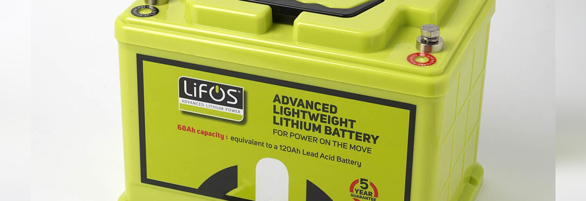 The new LiFOS lithium battery Photo: Solar Technology