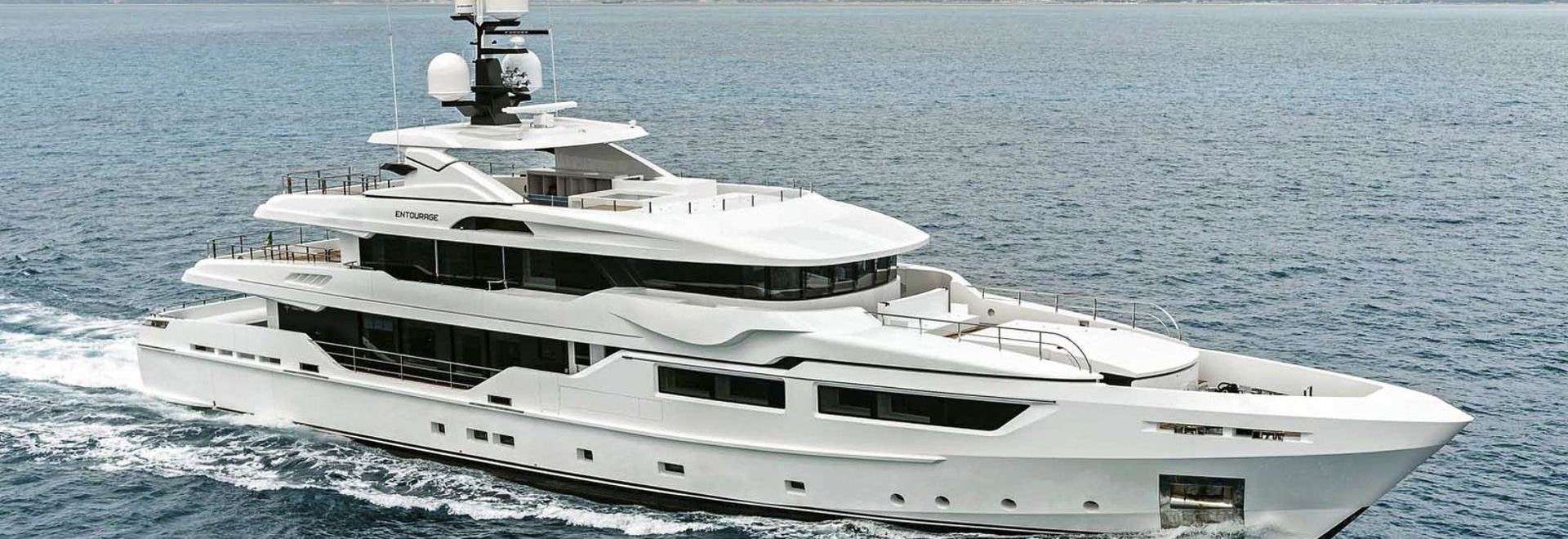 NEW: mega-yacht by Admiral yachts