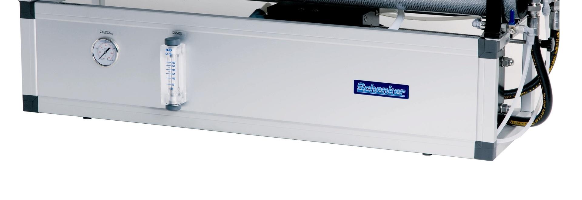 New watermaker Schenker 210 lit/h  5 tons/day Digital version