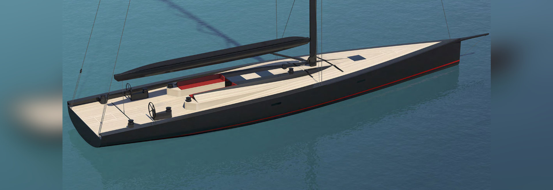 News: New WallyCento Superyacht P100 concept by Philippe Briand