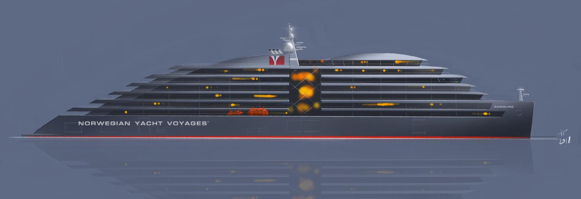 Norwegian Yacht Voyages
