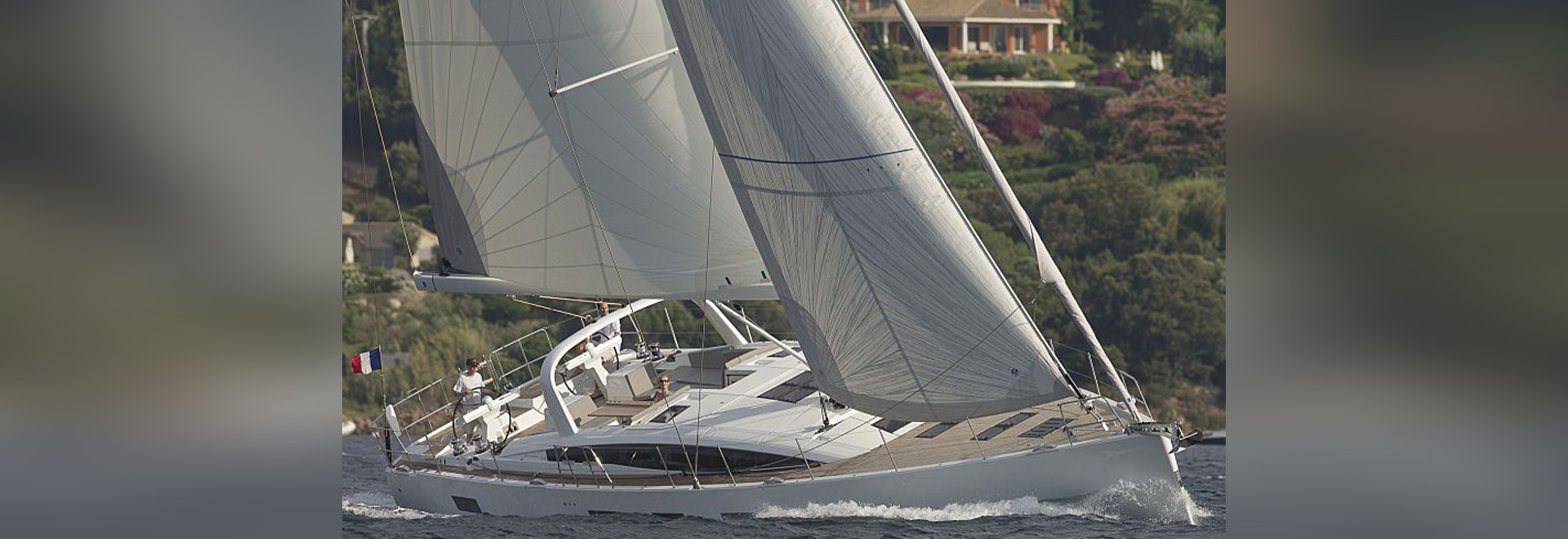 Official launch of the new JEANNEAU 64