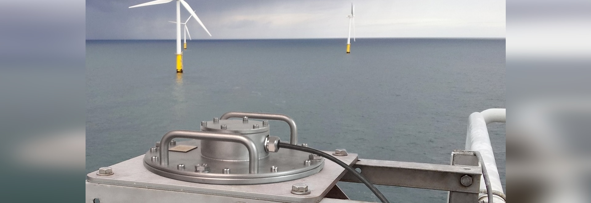 Planet Ocean provided a version of its DBT-3 cell phone based telemetry system