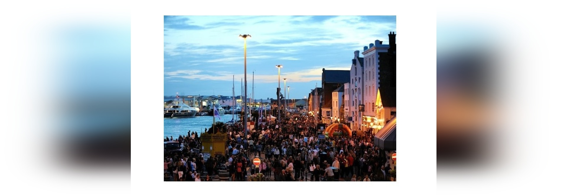 Poole Quay will provide a focal point for the Harbour Festival in May 2017