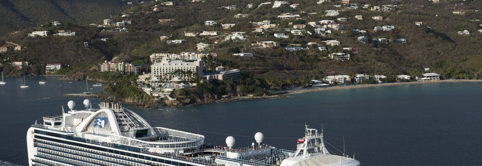 Princess Cruises fined $40m Photo: Courtesy of Princess Cruises