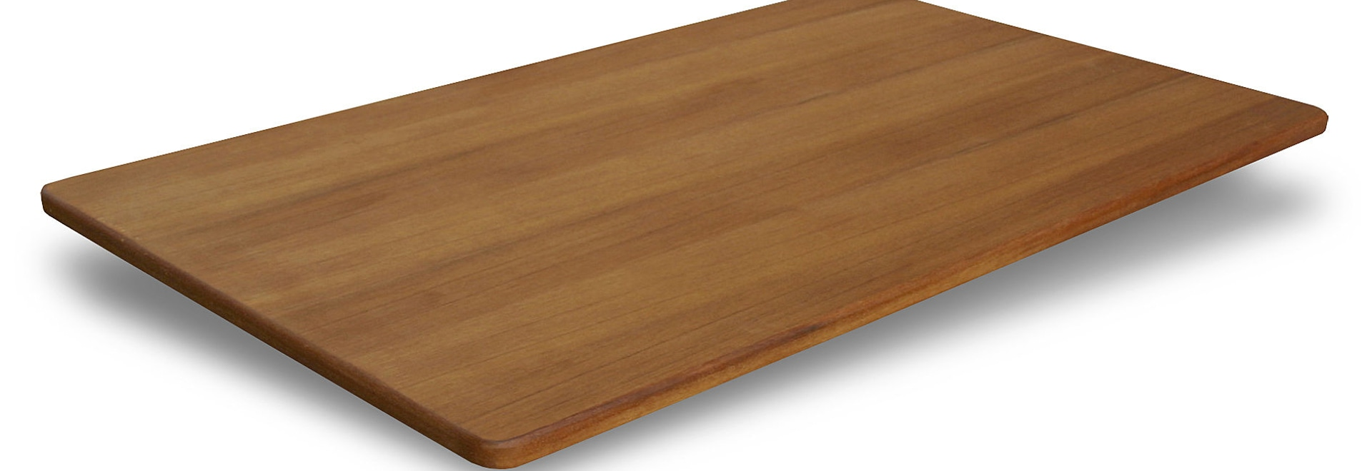 "Range of Teak Table Tops ""Synthesis"" – A practical solution for cockpit area dining"