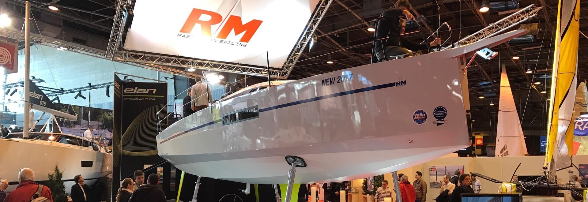 RM at Düsseldorf Boat Show 2017