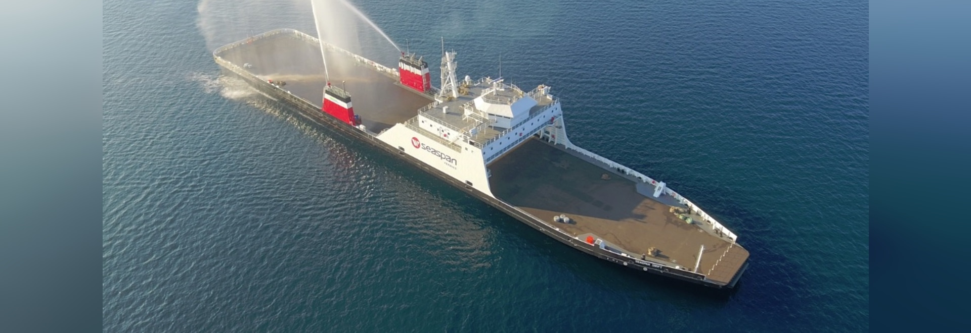 Seaspan LNG battery hybrid ferry claims many firsts