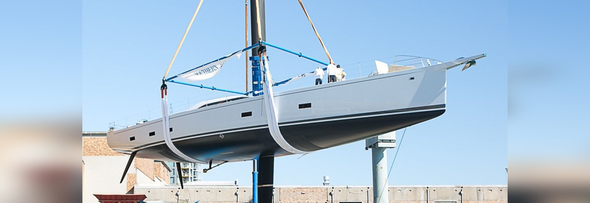 Southern Wind launches 35m sailing yacht Power of 2