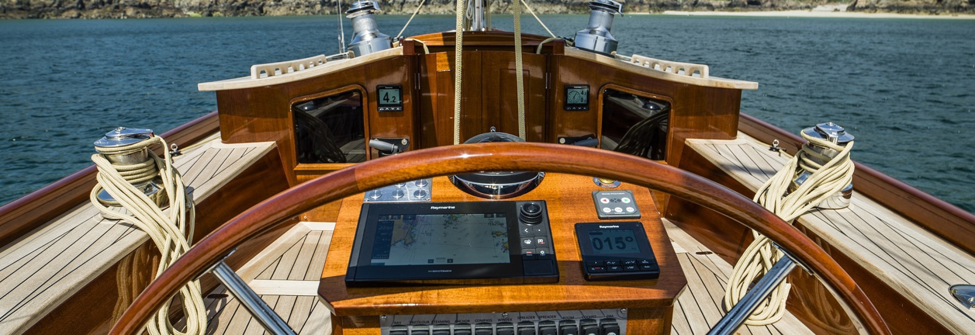 The Spirit 63DH will be launched at TheYachtMarket.com Southampton Boat Show