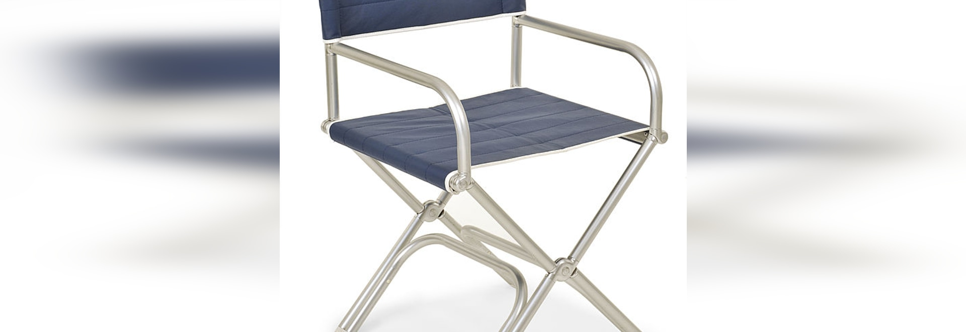 "Stylish folding directors chairs ""astron""  – crafted with pleasure"