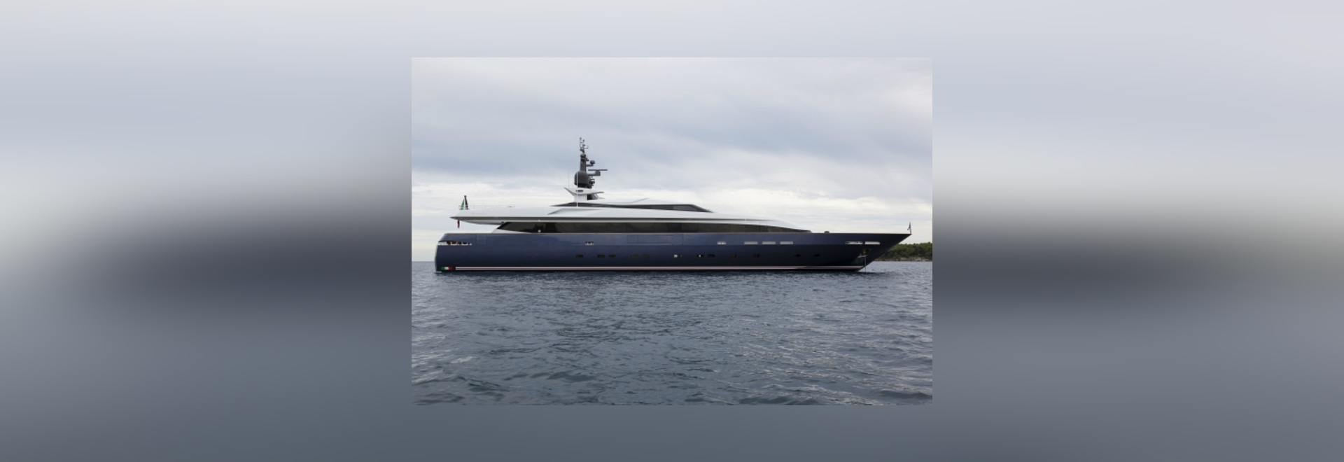 Superyacht of the Week: Baglietto's 43 metre Pachamama