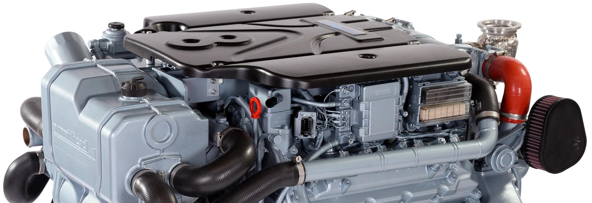 T8V.370 Nanni engine