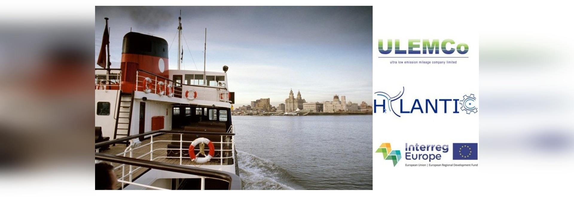 ULEMCo developing hydrogen fuelled marine engine