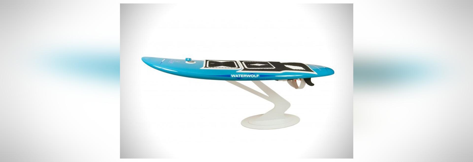 THE WATERWOLF MXP-3 ELECTRIC SURFBOARD