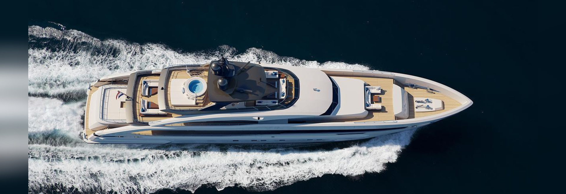 The yacht is currently under construction at Heesen and due for a 2021 delivery