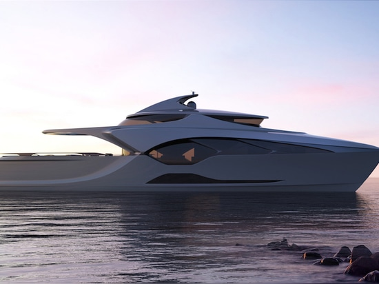 New 46m superyacht concept from Young Designer of the Year 2016