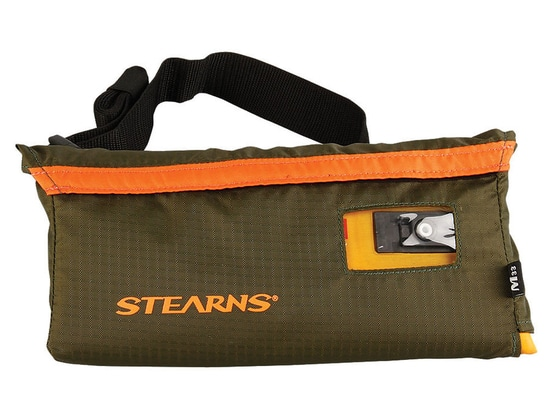 NEW: rescue belt by Stearns