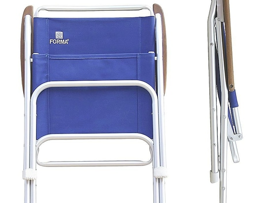 The most compact chairs on the global market - Forma Deck Chairs