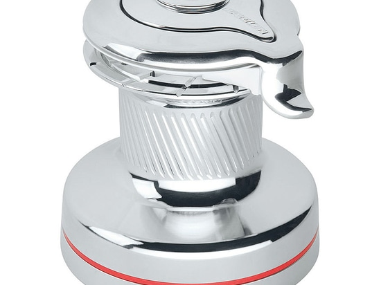 NEW: classic sailboat winch by Harken