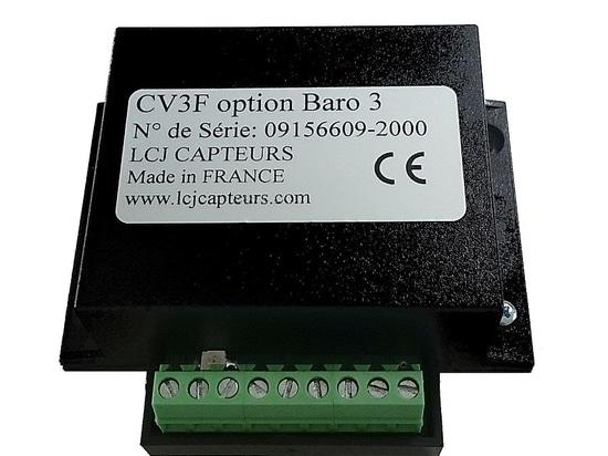 BARO3 : New NMEA 0183 barometer interface
