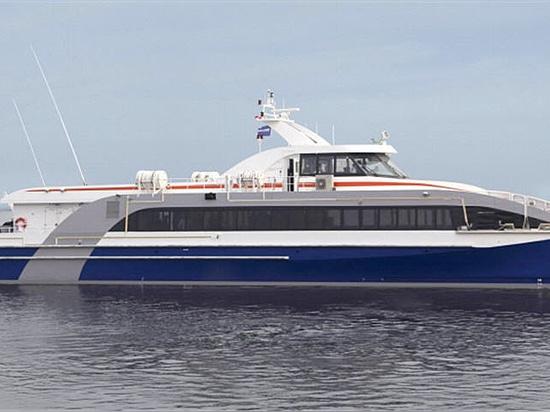 DAMEN Fast Ferry® 3609 - Fast Passenger Vessel
