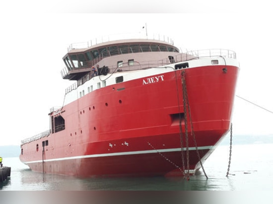 NEW: AHT anchor handling tugs vessels offshore support vessel by Cemre Shipyard