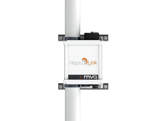 NEW: NeptuLink by MVG - 4G system for internet access in coastal areas
