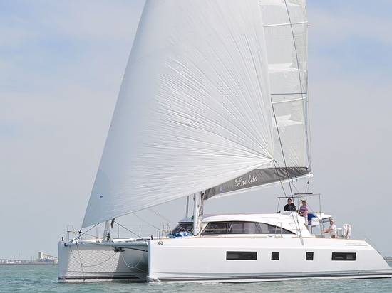 The New NAUTITECH 541 at CANNES