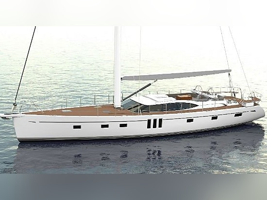 Oyster unveils new Coupé model: The all new Oyster 675