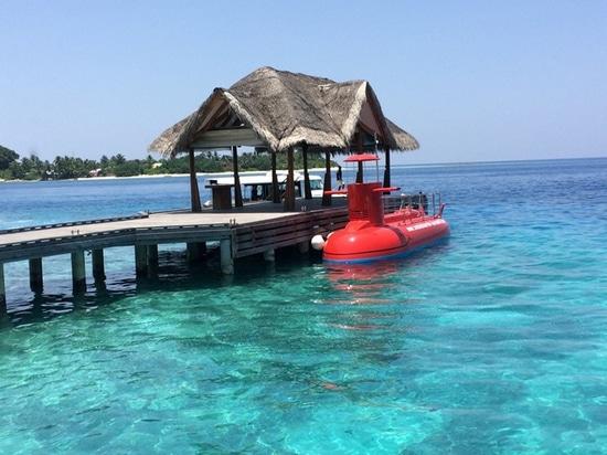 12 PAX semiSUBMARINE Maldives