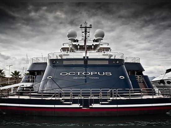 Here's Your VIP Ticket To The Incredible Paul Allen's Yacht Party At Cannes!