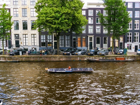 TU Delft Solar Boat team faces the first major test of the year: the Dutch Solar Challenge